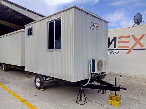 Oficinas m viles en renta romex for Oficinas moviles